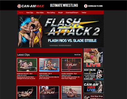 Game hardcore wrestling
